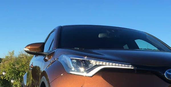 Toyota commercialise en France le CH-R à partir du 24 novembre.