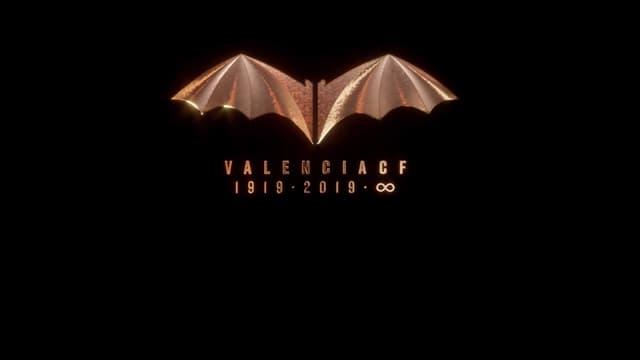 Le logo du centenaire de Valence