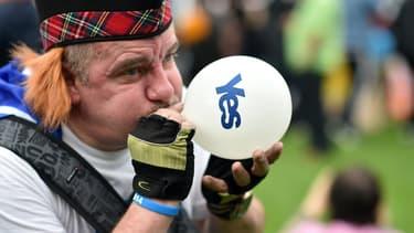 Une large majorité d'Écossais a voté pour rester dans l'Union européenne.