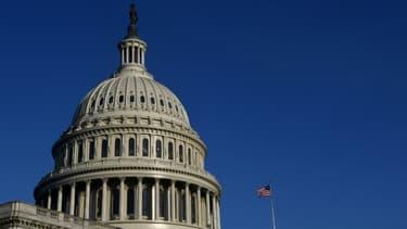 Le Capitole, siège du Congrès américain à Washington, le 10 mars 2021