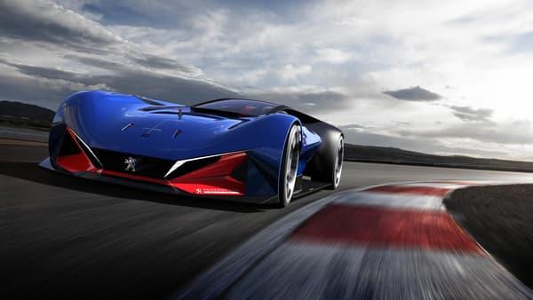 Ce concept hybride pourrait développer 507ch pour à peine 1000kg!