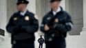 Des policiers à Washington (photo d'illustration).