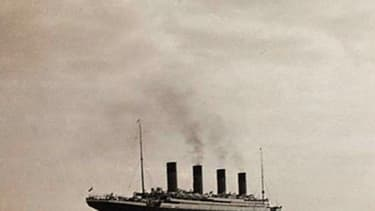 """La plus importante vente aux enchères d'objets récupérés à bord du """"Titanic"""" aura lieu le 15 avril 2012 à New York à l'occasion du centenaire du naufrage du célèbre paquebot, qui a coulé le 15 avril 1912 après avoir heurté un iceberg dans l'Atlantique Nor"""