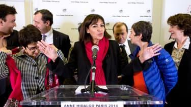 Anne Hidalgo et NKM se sont opposées sur la question des contraventions ce week-end