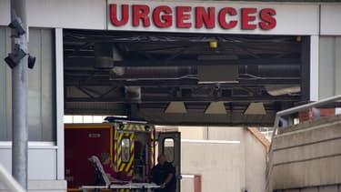 Accueil des urgences. (Illustration)