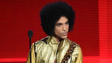 Prince, le 22 novembre 2015.