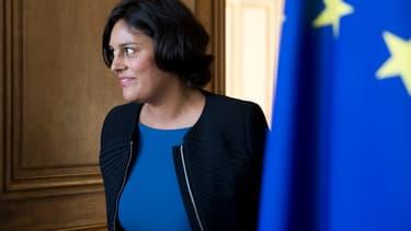 """Myriam El Khomri estime que la loi Travail est """"juste et nécessaire""""."""