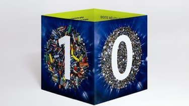 Ce sont désormais 4 piles sur 10 qui sont recyclées en France.