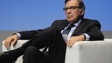 Nonce Paolini, le PDG de TF1.