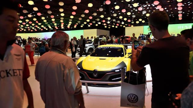 Le Mondial automobile de Paris reste le salon auto le plus fréquenté au Monde.