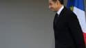 Dans une interview publiée par des quotidiens de l'Est de la France, dont l'Est Républicain et l'Alsace, Nicolas Sarkozy estime n'être l'otage ni de la présidente du Front national, Marine Le Pen, ni du président du MoDem, François Bayrou, dont les électe