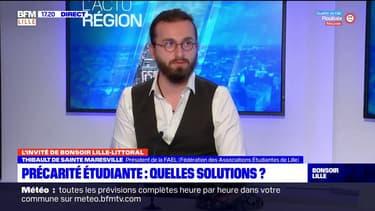 """Logements étudiants: pour le président de la FAEL, il y a eu une """"amélioration"""" grâce à la crise sanitaire"""