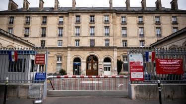 L'hôpital Tenon, à Paris.