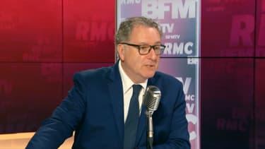Richard Ferrand, président de l'Assemblée nationale, sur BFMTV-RMC, le 24 juin 2020.