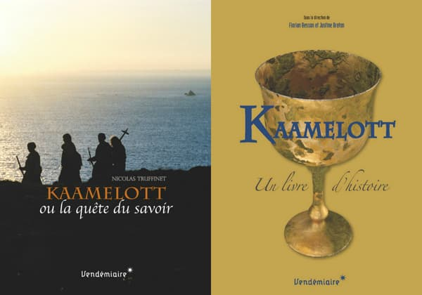 Deux livres qui analysent Kaamelott