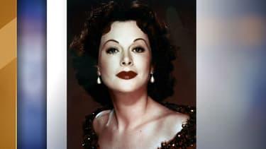Hedy Lamarr, plus belle femme de son époque, actrice et inventrice de génie