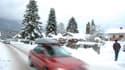 La veille de Noël s'annonce placée sous le signe de la neige et du verglas en France.
