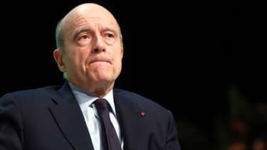 Le maire de Bordeaux, candidat à la primaire de la droite, Alain Juppé.