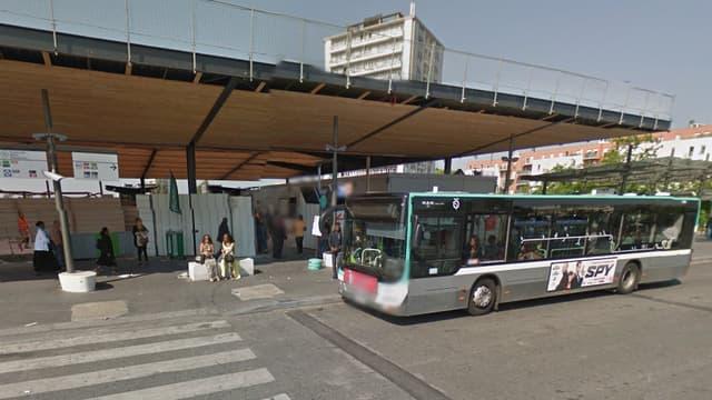 La gare de Garges-Sarcelles, où se sont déroulés les faits. (photo d'illustration)