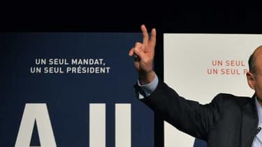 Alain Juppé a largement reçu le soutien des radicaux de droite pour la primaire (photo d'illustration)