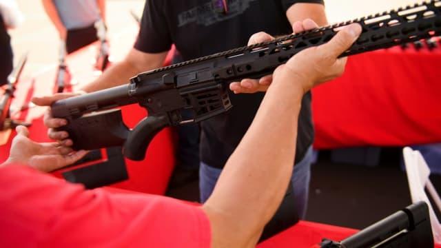 Une loi autorise le port d'une arme en public et sans permis au Texas