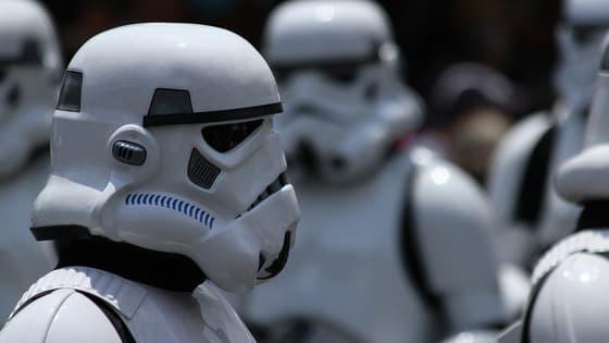 "Les ""clones"", personnages de l'Armée de la Républiquede la saga Star Wars"