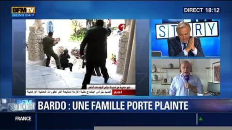 Attentat du Bardo: la famille d'une victime porte plainte contre l'Etat tunisien
