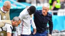 """Équipe de France : Deschamps """"triste"""" pour Dembélé : """"Le groupe perd un atout offensif"""""""