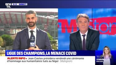 Story 2: La Ligue des champions est-elle menacée par le coronavirus ? - 12/08