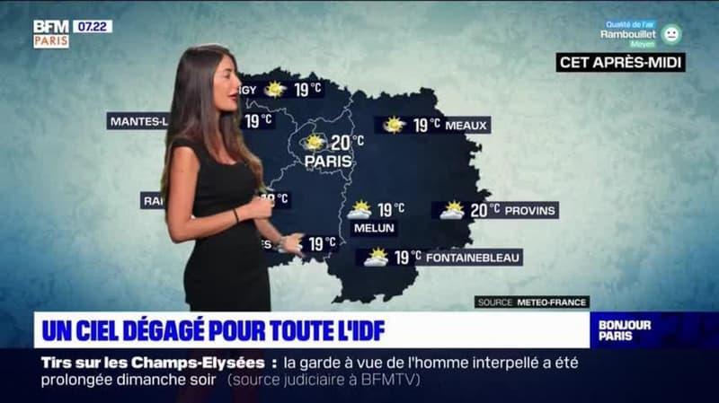 Météo Paris-Ile de France du 21 septembre : Un ciel dégagé