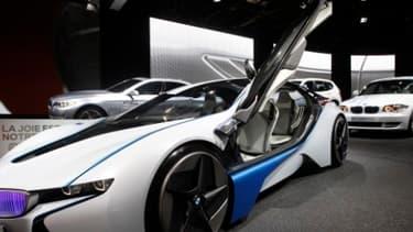 Le Mondial de l'automomobile 2012 devrait dévoiler quelques nouveautés surprenantes.