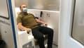 La cabine connectée qui permet de faire un bilan médical complet dans la clinique de Saint-Omer.