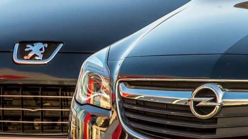 PSA étudie le rachat le constructeur allemand Opel