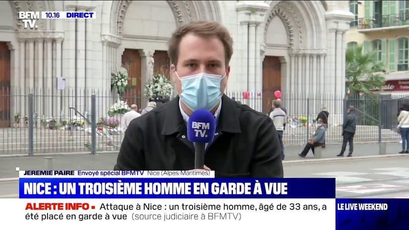 Attaque à Nice: un troisième homme placé en garde à vue