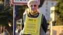 Martine Landry, responsable Amnesty International dans le sud de la France.
