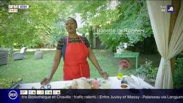La table avec Babette - 19/07