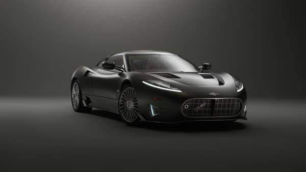 """Un petit bijou de design réussi, juste un peu court niveau motorisations par rapport au """"teasing"""" de Spyker avant Genève."""