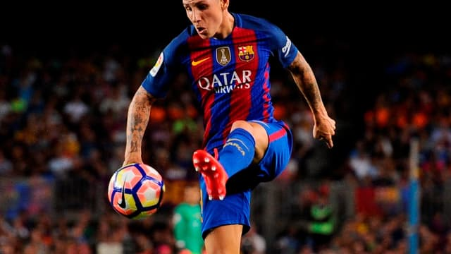 Lucas Digne (FC Barcelone)