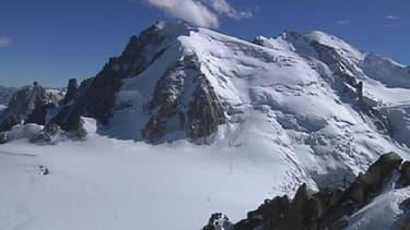 La hauteur du Mont-Blanc est désormais estimée à 4810,44 mètres