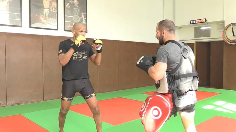 MMA: Gaël Grimaud signe son grand retour