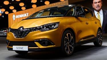 Renault peine a modifier ses véhicules diesel émettant davantage de NOx que les seuils prévus par la réglementation. (image d'illustration)