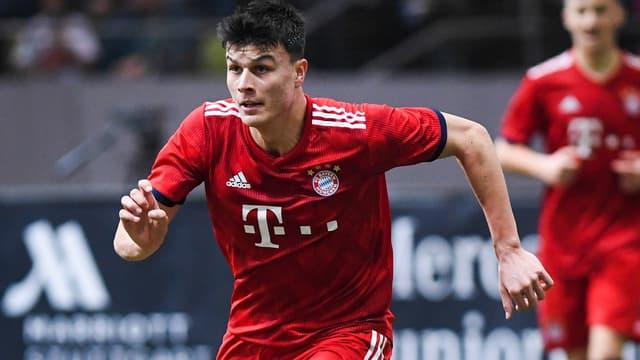 Flavius Daniliuc (Bayern) signe à Nice