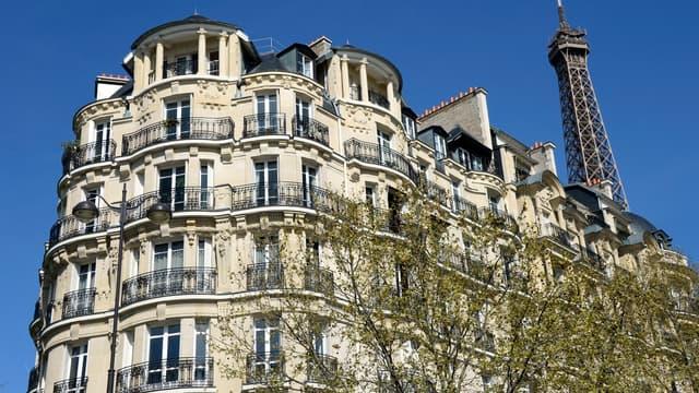 À Paris, le prix d'un appartement ancien atteint en moyenne 8.060 euros/m²