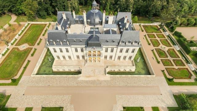Le Château Louis XIV a été construit en 2011.