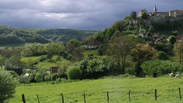 La Bourgogne fait partie des régions les moins favorisées