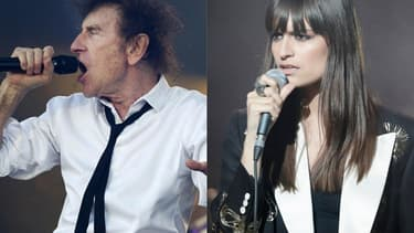 Alain Souchon et Clara Luciani