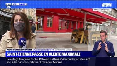 Saint-Étienne passe en alerte maximale - 10/10