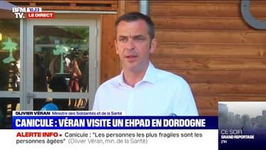 Olivier Véran annonce l'ouverture d'un numéro vert sur la canicule