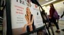 Le livre d'Ivanka Trump dans les rayons d'une librairie, à New York, le 2 mai.