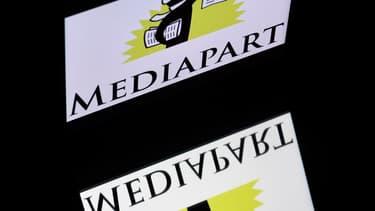 Le logo de Mediapart - Image d'illustration